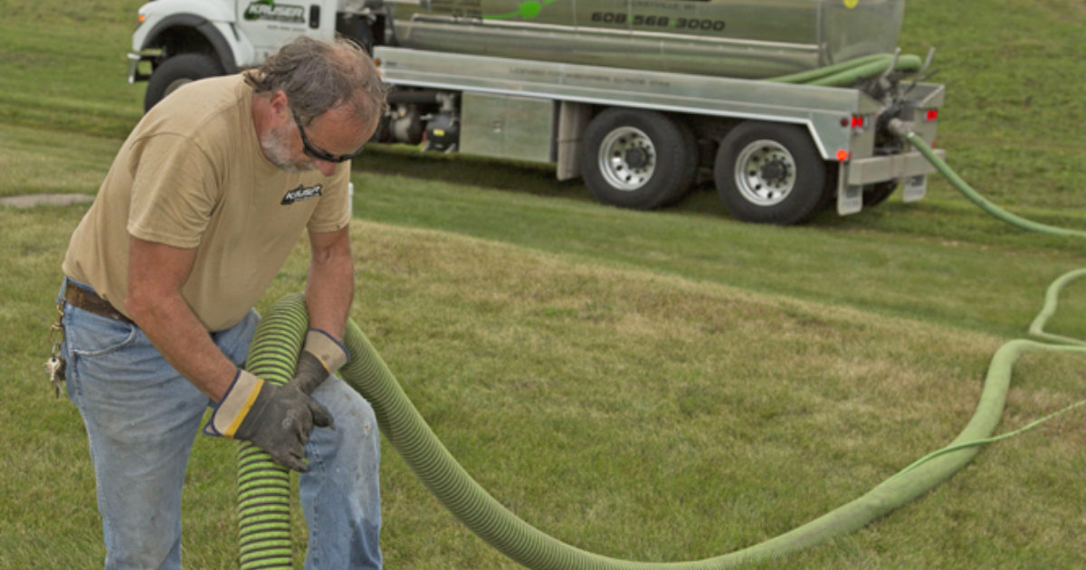 Septic Service And Drain Cleaning Jobs Projected To