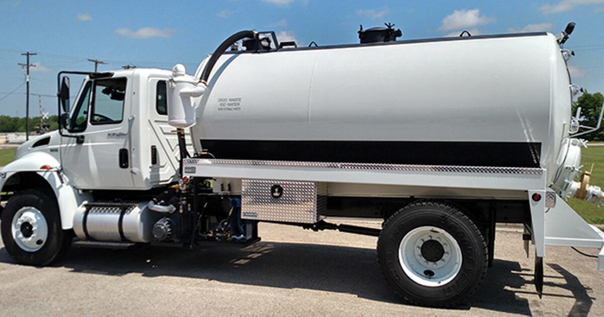 Vacuum Trucks Tanks Lely Tank Amp Waste Solutions Septic
