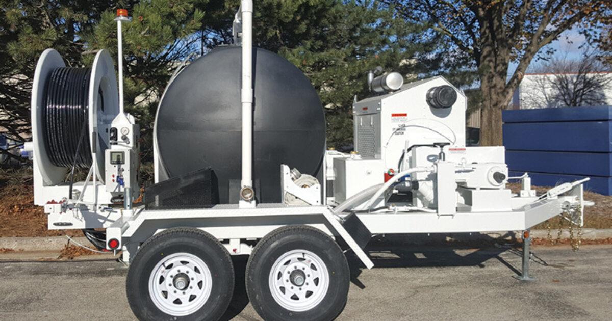 vector technologies vac con vecjet pumper