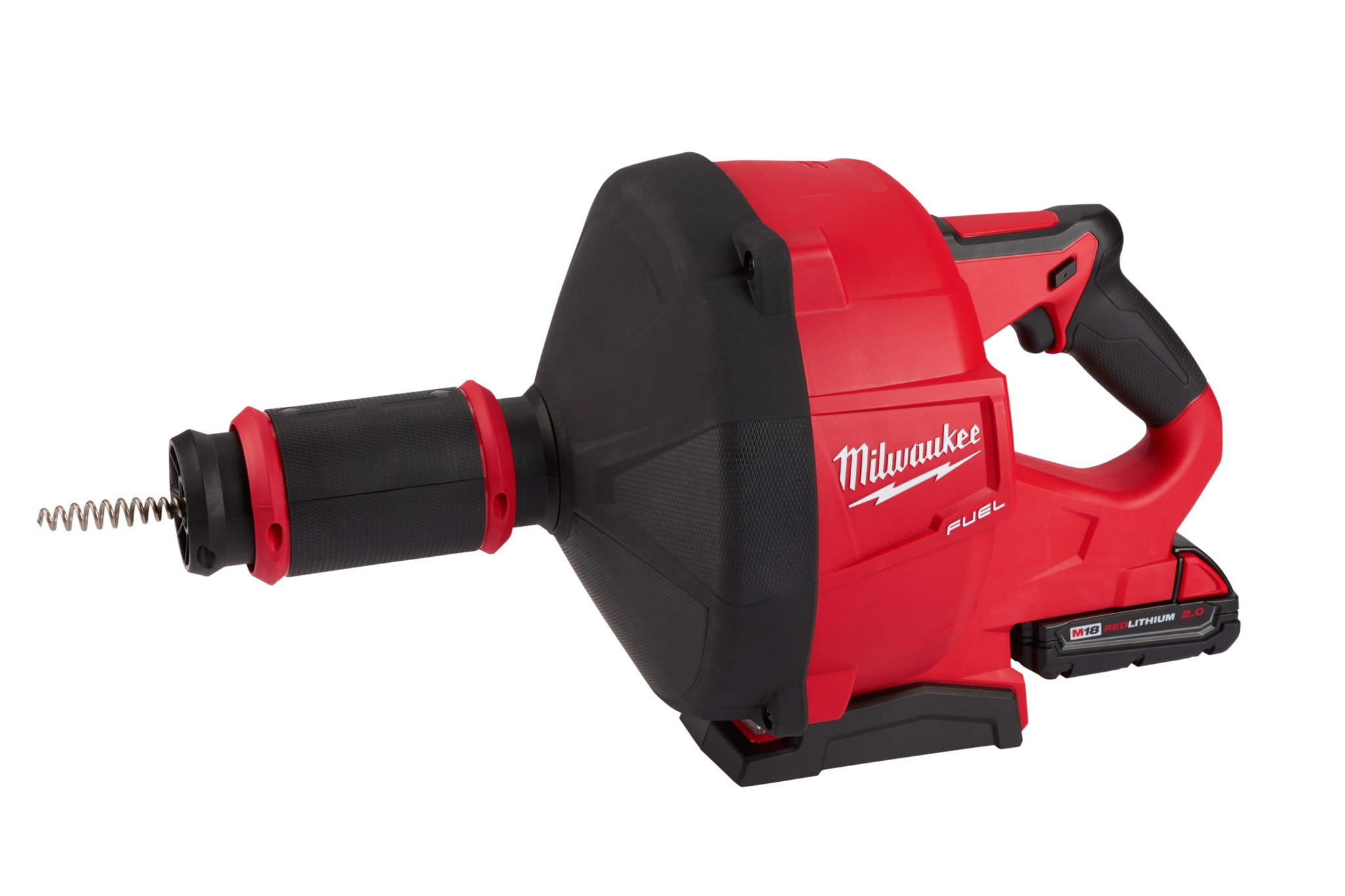 The M18 FUEL Drain Snake from Milwaukee Tool